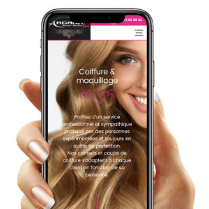 Argana SPA by Illucom - site mobile