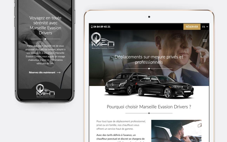 MED Groupe VTC Marseille