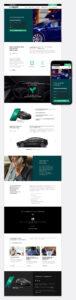 Lannister Transport, refonte site internet